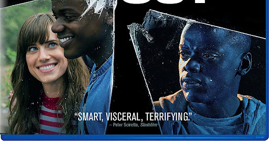 May 23rd Blu-ray & DVD Releases Include GET OUT, LOGAN, XX, THE VAGRANT