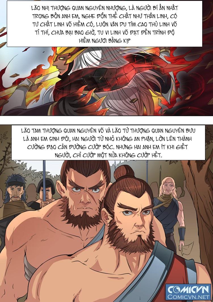 Đường Dần tại Dị Giới trang 6
