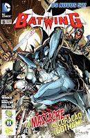 Os Novos 52! Batwing #8
