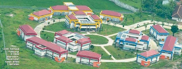 Kampus Poliwangi Banyuwangi.
