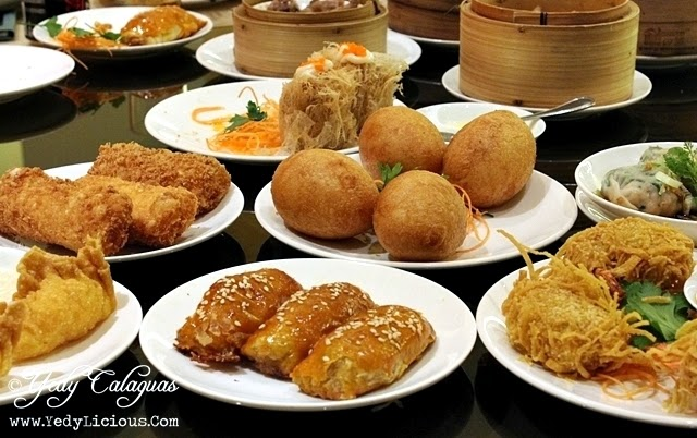 Phoenix Court Dimsum Eat All You Can, Dimsum-All-You-Can, One of the Best Dimsum Buffet in Manila