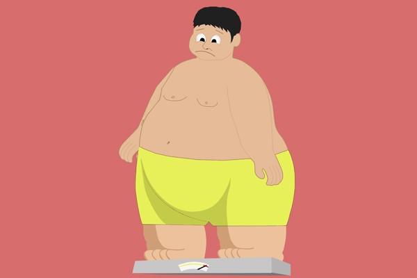 si botex cara menurunkan berat badan anak obesitas yang benar si botex cara menurunkan berat badan