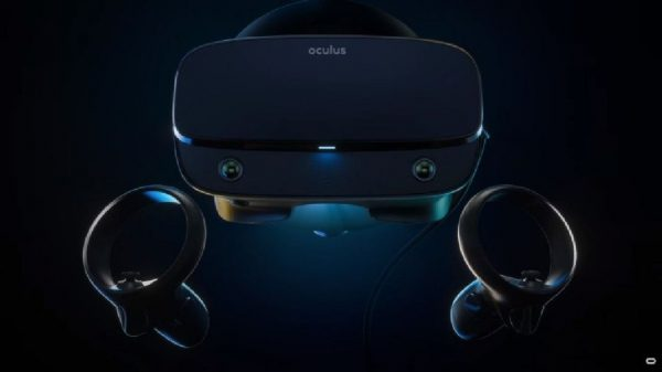كشفت شركة أوكولوس عن خوذتها الجديدة للواقع الافتراضي الجديدة Oculus Rift S