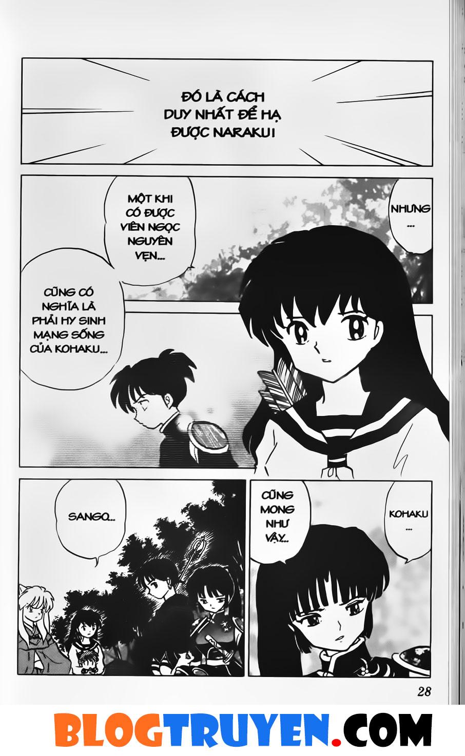 Inuyasha vol 39.2 trang 7
