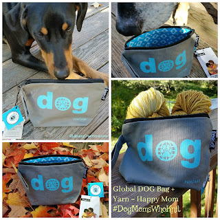 PawZaar global dog bag and rescue dogs