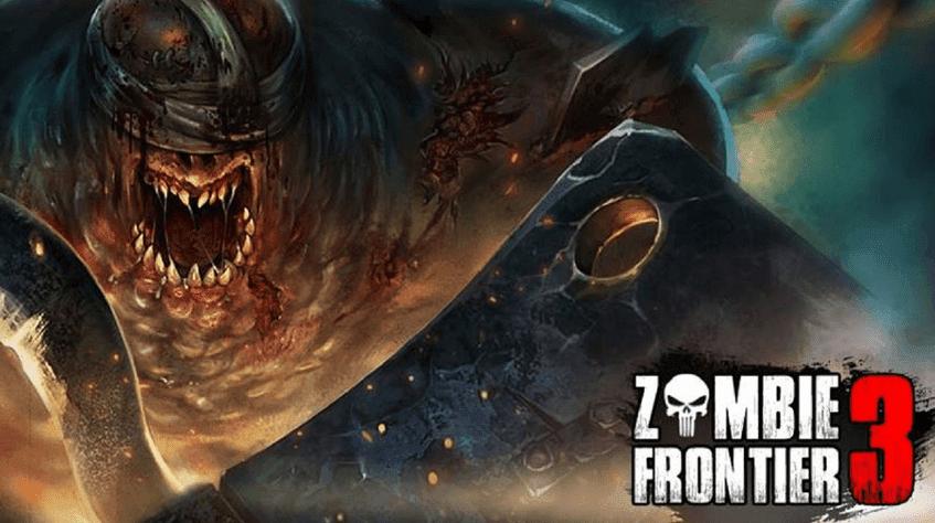 Game Zonbie Frontier 3 Android Offline