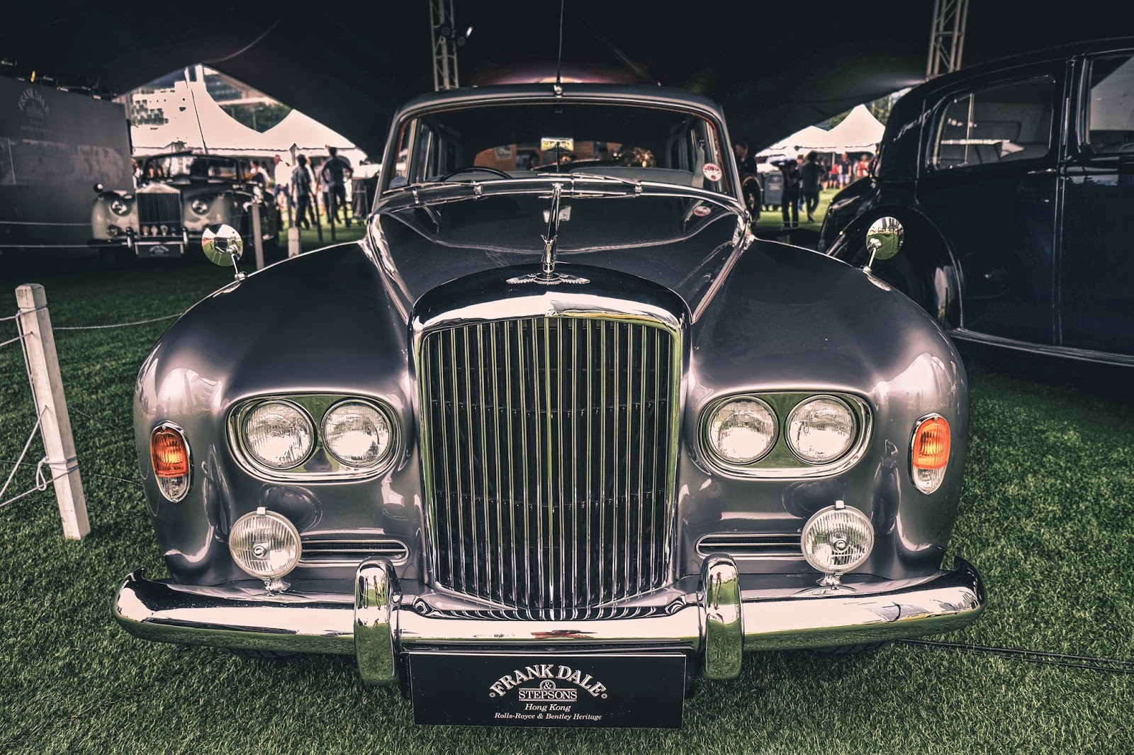 Rolls Royce Phantom V 1963
