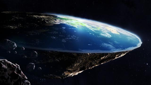 A Terra na verdade nunca se moveu desde que Deus a criou!