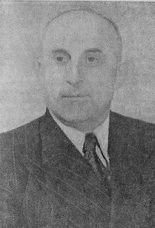 El compositor y ajedrecista Genrikh Moiseievich Kasparian