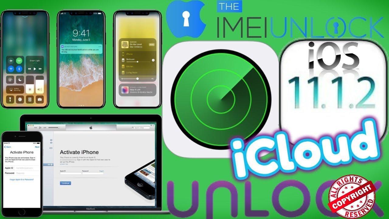 unlock icloud activation iphone 8