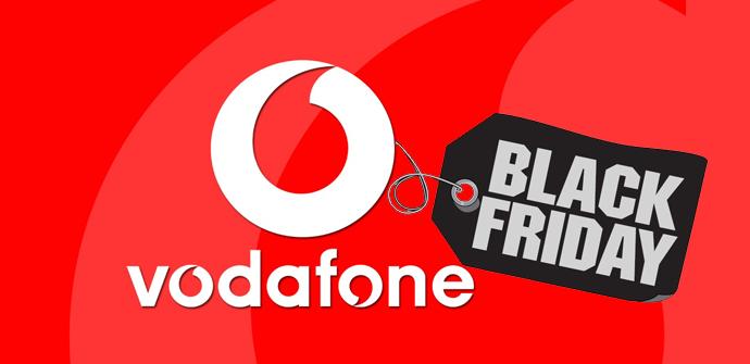 Oferta Vodafone Black Friday
