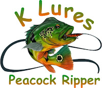 KLures - Peacock Ripper
