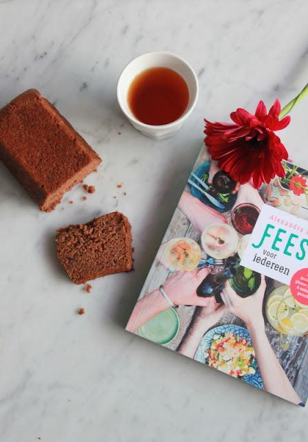 Review: Feest voor iedereen incl. recept - www.desmaakvancecile.com