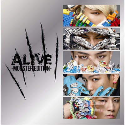 BIGBANG – Alive [Monster Edition] (Japanese) (ITUNES PLUS AAC M4A)