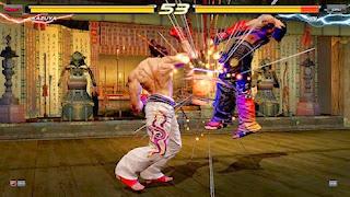 Tekken 6 Iso ukuran 722mb