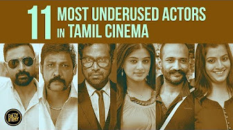 FF Rewind – 11 Most Underused Actors In Tamil Cinema   Fully Filmy Rewind