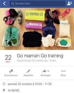 Go Maman Go Training