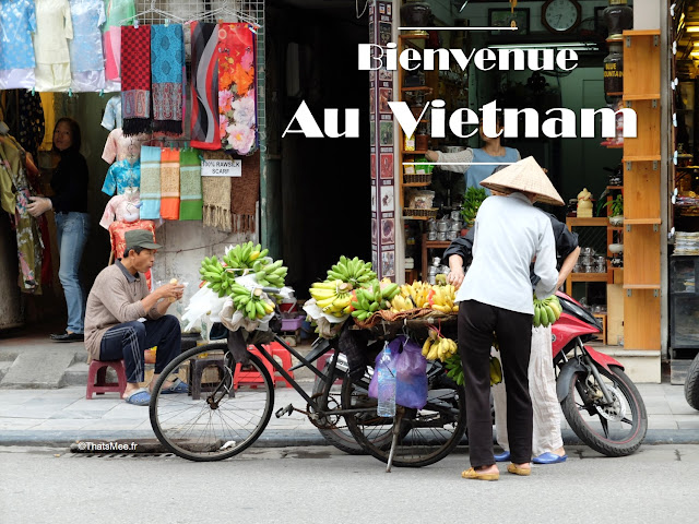 vietnam marchand rue hanoi