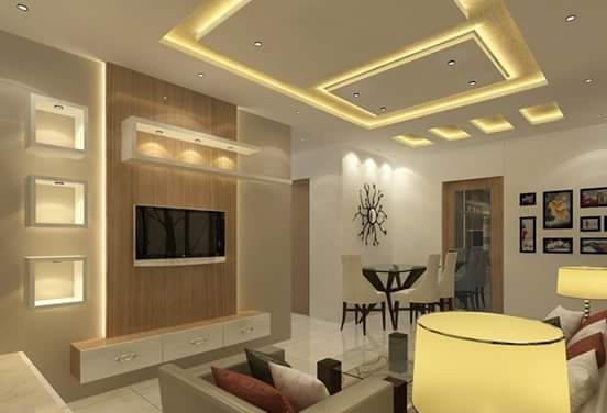 charming simple ceiling designs living room   100 POP false ceiling designs for living room 2019 catalogue