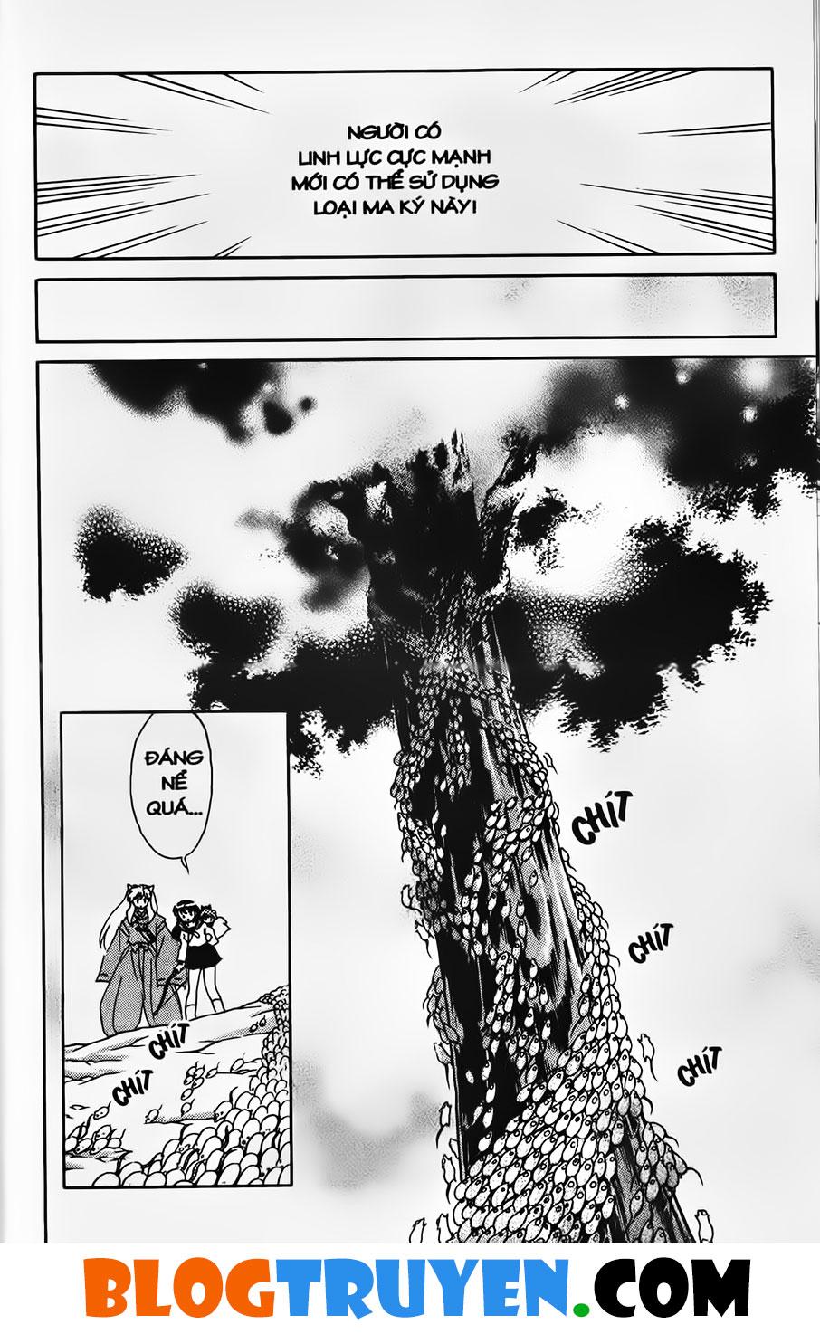 Inuyasha vol 34.1 trang 8