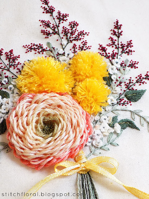Spring & summer hand embroidery projects