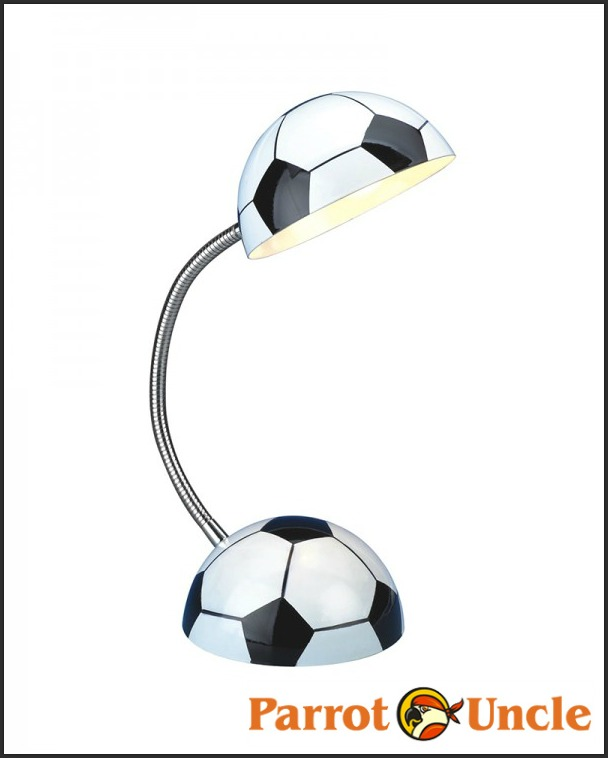 Footballadjustable table lamp from parrot uncle football adjustable table lamp from parrot uncle aloadofball Choice Image
