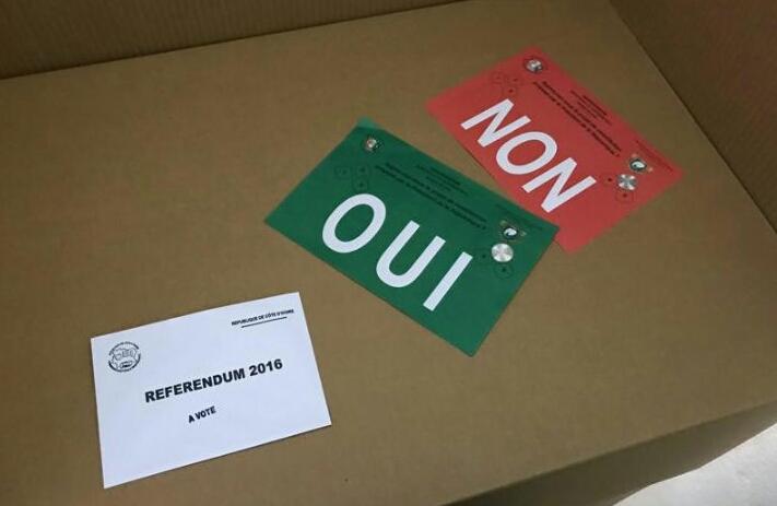 Actualité juridique : Les résultats du référendum constitutionnel en Côte d'Ivoire