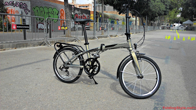 Monty Pulse & Monty Fusion Folding Bikes - First Impressions