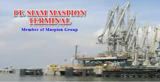 Lowongan Kerja Operator Produksi Gresik PT. Siam Maspion Terminal Jawa Timur