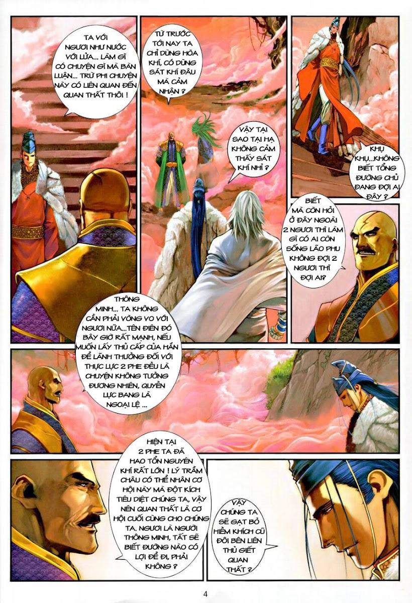 Ôn Thụy An Quần Hiệp Truyện chap 7 trang 4