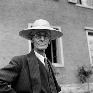 Hermann Hesse © STR/Keystone/Corbis