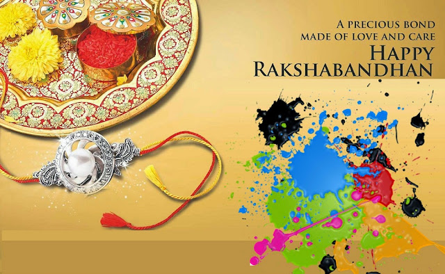 Happy Rakhi 2017 Images