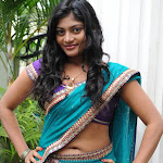 Sowmya Hot Navel Show Stills