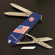 COLLECTION: Victorinox Classic United States of America National Flag 58mm (1990s)