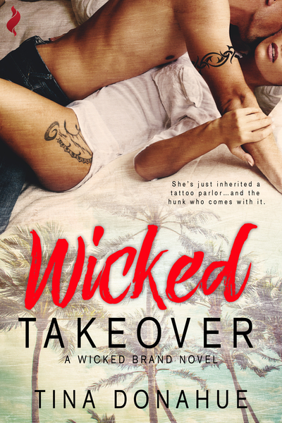 Wicked Takeover cover