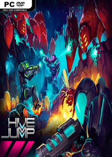 Download Hive Jump v1.00.3705 PC Game Gratis