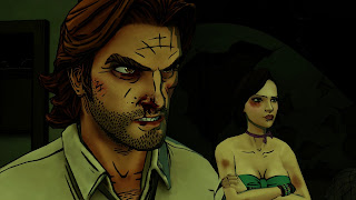 The Wolf Among Us Episode 1 PS Vita Wallpaper