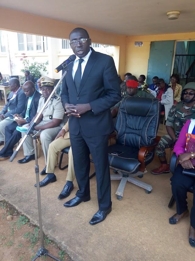 Mbengwi Receives Humanitarian AID