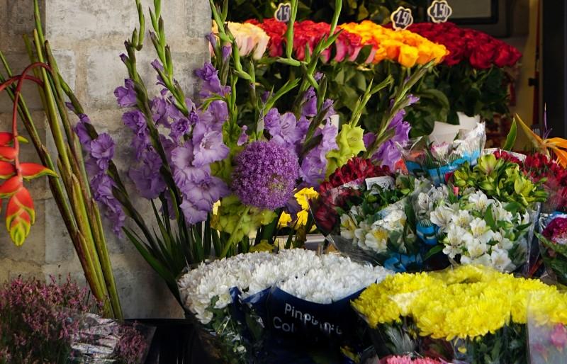 Tallinna, virukatu, kukkakauppa
