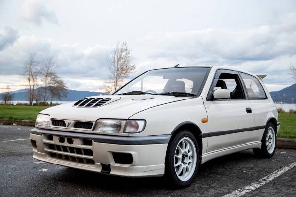 Nissan Columbia Mo >> 1991 Nissan Pulsar GTi-R | Auto Restorationice