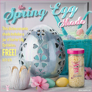 Pink Zebra Easter Shade