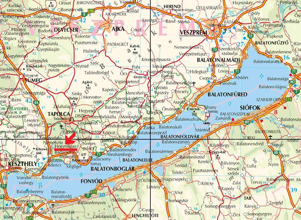 szigliget térkép Olcsón eladó! Balatonra panorámás családi ház / nyaraló a  szigliget térkép