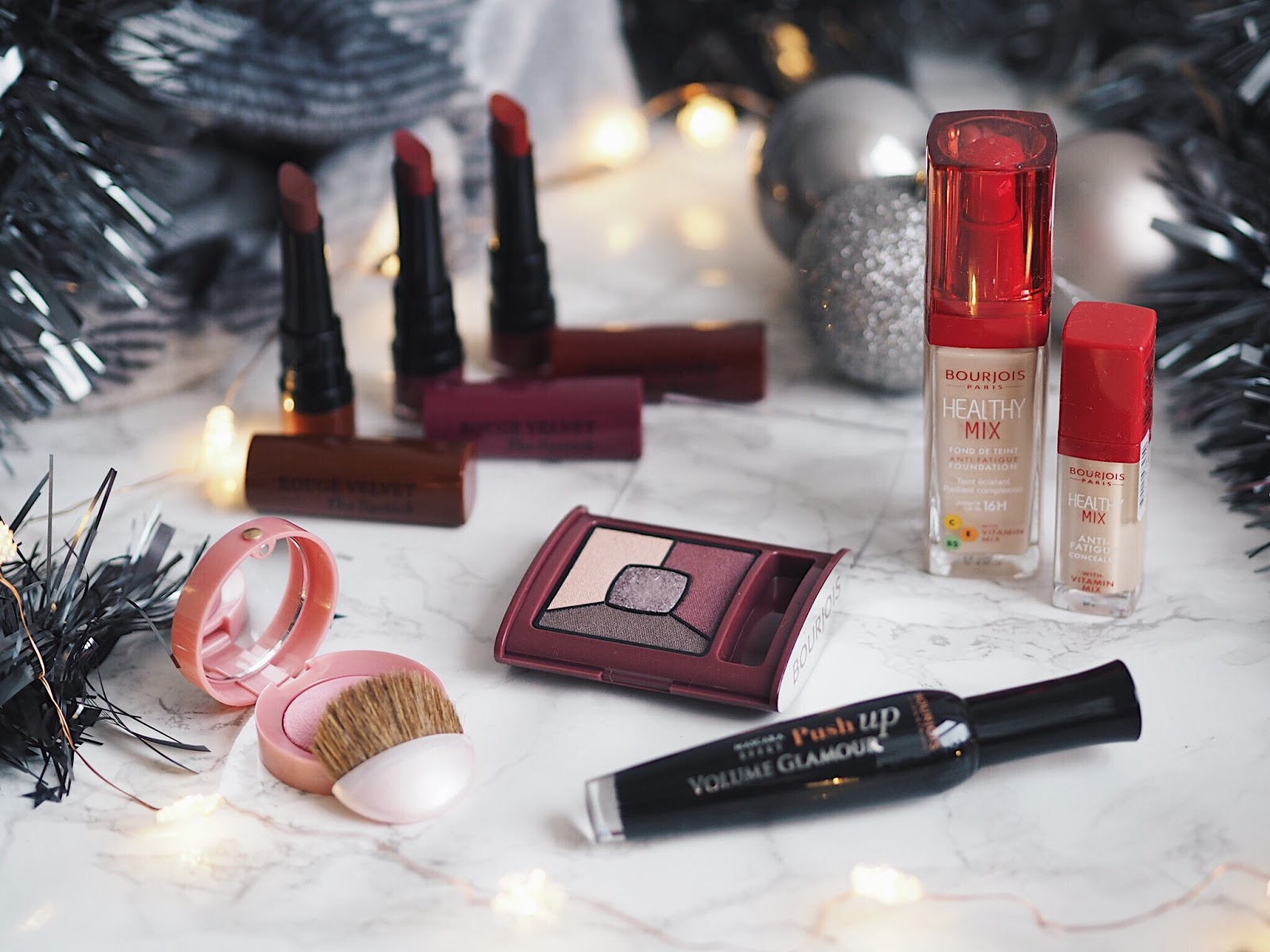 influenster voxbox bourjois holiday voxbox