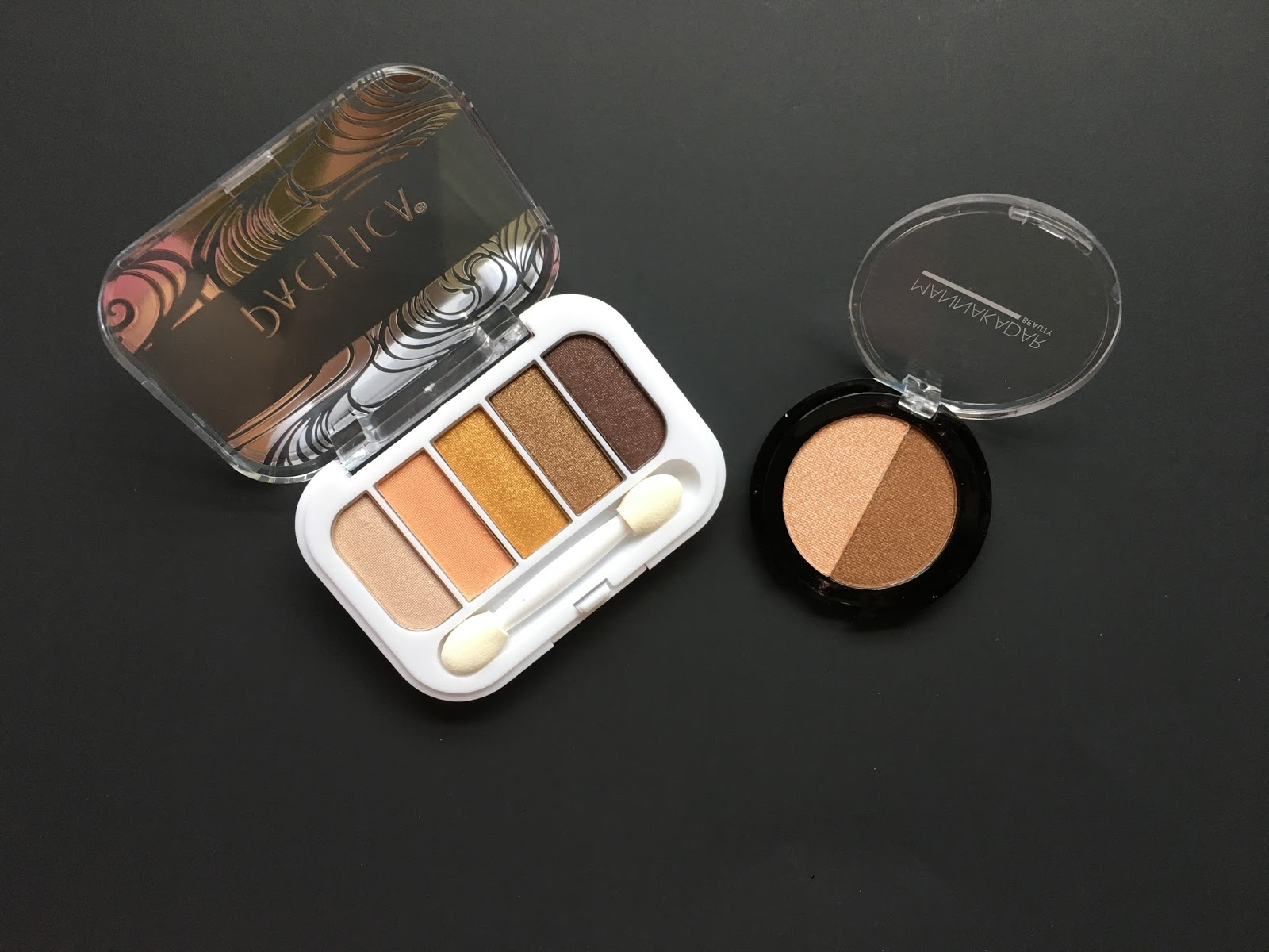 Pacifica Island Life Eyeshadow Palette Review