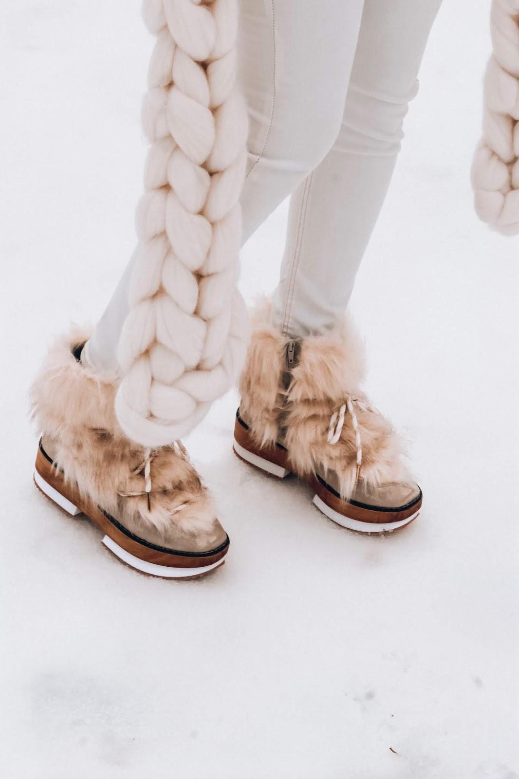 comprar botas estilo aprés ski