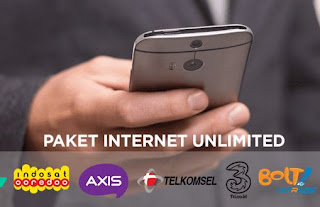 Paket Internet Murah Unlimited