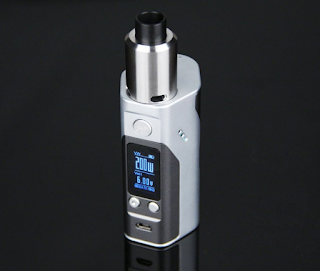 The Wismec RX 200S has the same size to RX200
