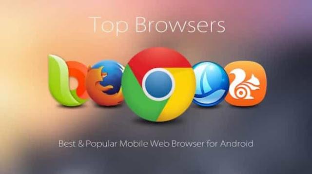 Browser terbaik dan tercepat untuk mengakses internet