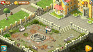 Gardenscapes - New Acres 1.3.4 Infinite (Coins - Lives - Boosters) MOD APK