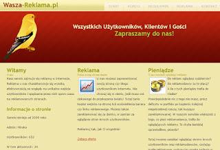 Wasza-reklama.pl - oglądaj strony internetowe i zarabiaj